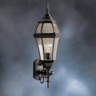 Price comparison Connan 1-Light Outdoor Wall Lantern By Astoria Grand