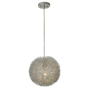 Read Reviews Chidester 1 Light Pendant By Wrought Studio