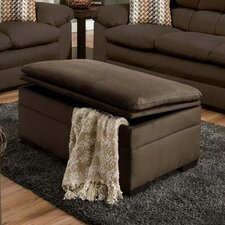 Lakewood Storage Ottoman by Simmons Upholstery