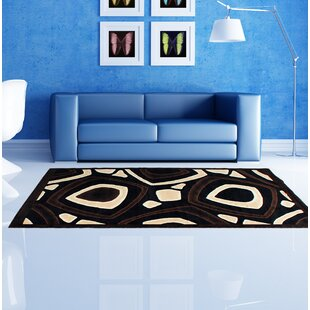 Best Sysko Black Area Rug ByEbern Designs
