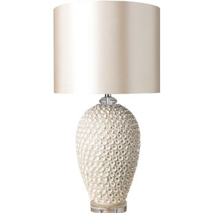 Gold base table lamp wayfair rogers 34 ceramic base table lamp aloadofball Images