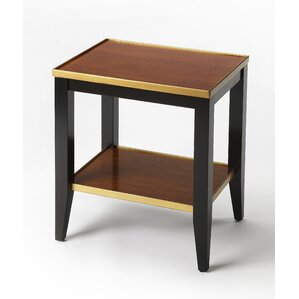 Lambert End Table by Butler