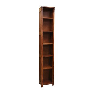 Pinson Solid Spindle Standard Bookcase by Charlton Home Top Reviews