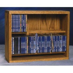 80 CD Multimedia Storage Rack
