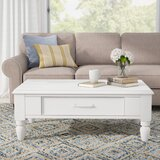 Tottenham Coffee Table with Storage by Beachcrest Home