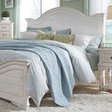 Trenton Arched Panel Headboard by Rosecliff Heights