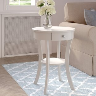Moravian Classic Accents End Table with Storage