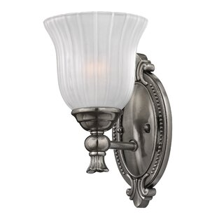 Compare & Buy Francoise 1-Light Armed Sconce By Hinkley Lighting