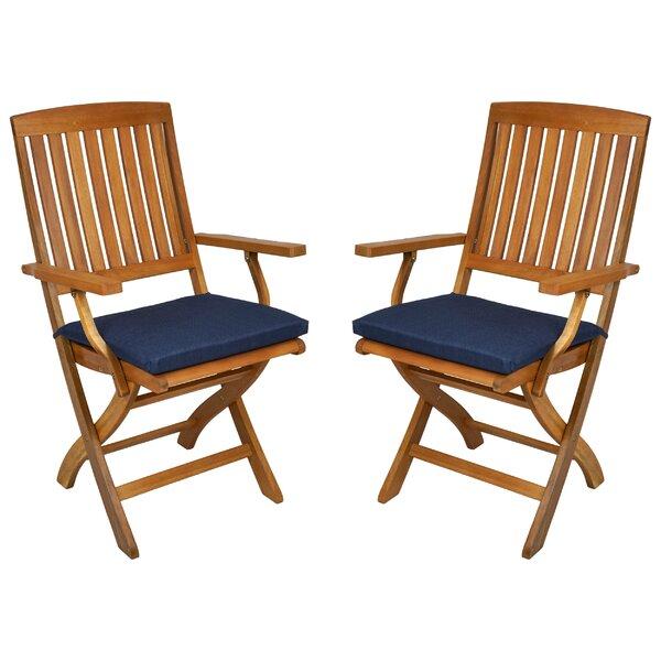 Superbe Blazing Needles Indoor/Outdoor Folding Patio Chair Cushion U0026 Reviews |  Wayfair