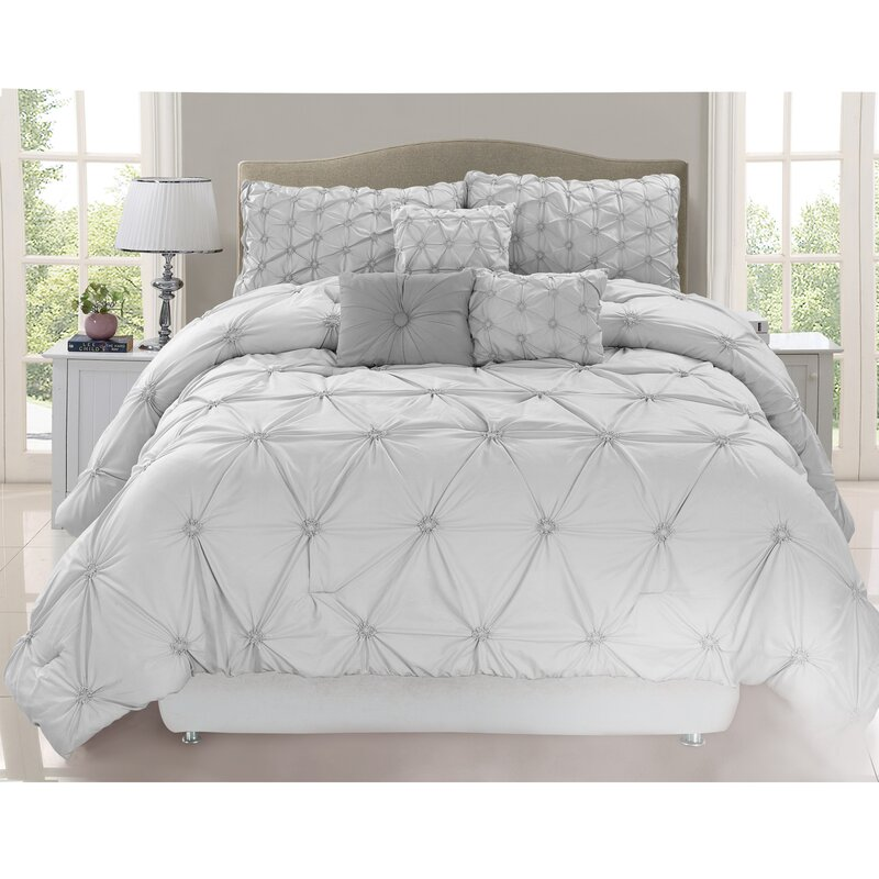 willa arlo interiors siya 7 piece comforter set  u0026 reviews