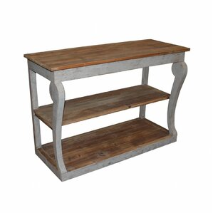 Burta Console Table by Gracie Oaks