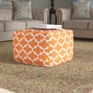 Compare & Buy Cashwell Pouf By Andover Mills