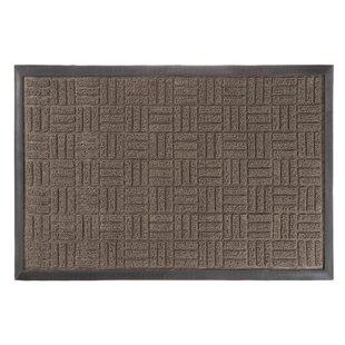 McGowan Parquet Welcome Doormat