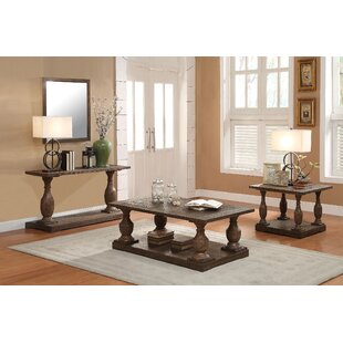 Hanson 3 Piece Coffee Table Set A&J Homes Studio