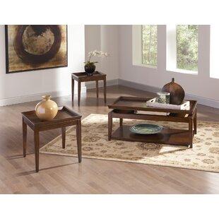 Clemson 3 Piece Coffee Table Set Steve Silver Furniture