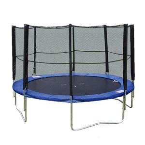 Super Jumper 14' Trampoline with Enclosure