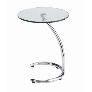 Ikon Hastings End Table by Sunpan Modern
