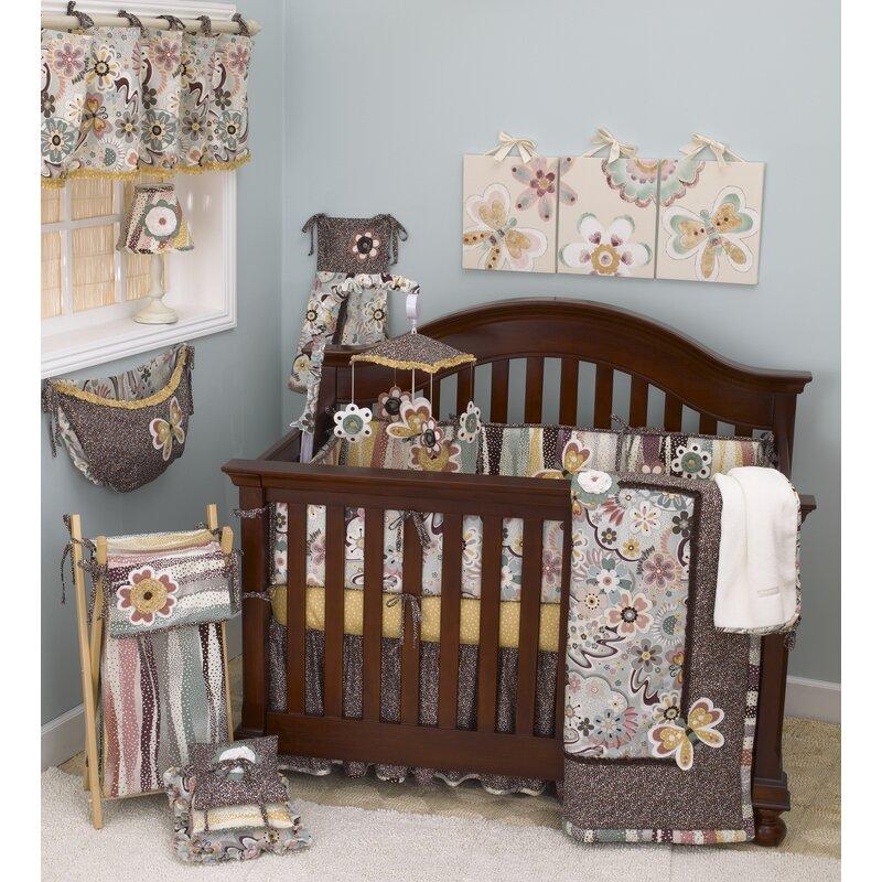 9f2576b6f0d5 Harriet Bee Pavo 8 Piece Crib Bedding Set   Reviews