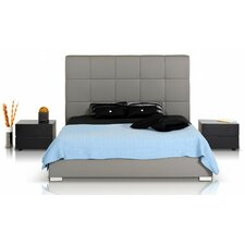 Patterson Upholstered Storage Platform Bed by Wade Logan