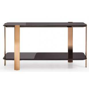 Trimble Modern Console Table By Everly Quinn