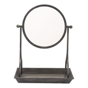 Best Helaine Table Vanity Mirror By Williston Forge