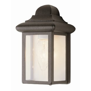 Buying 1-Light Outdoor Flush Mount By TransGlobe Lighting