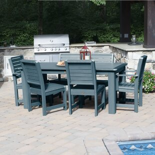 Berry 7 Piece Dining Set ByDarby Home Co