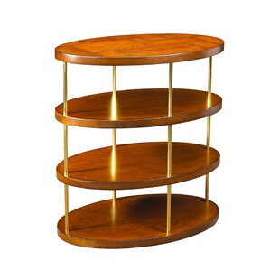 Menlo Oval End Table by French Heritage