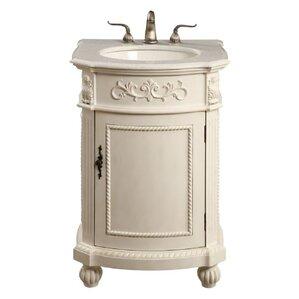 24 bathroom vanity with sink. Ambudkar 24  Single Bathroom Vanity Set Inch Vanities You ll Love Wayfair