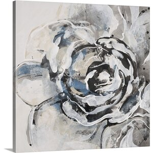 'Applique III' by Sydney Edmunds Painting Print on Canvas by Great Big Canvas