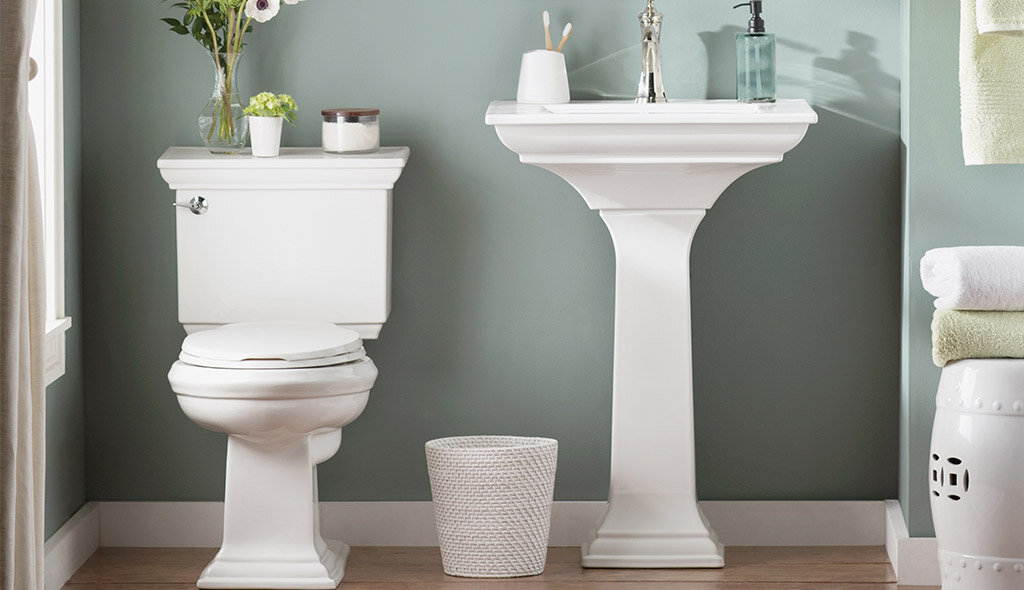 Toilet Dimensions Measurements To