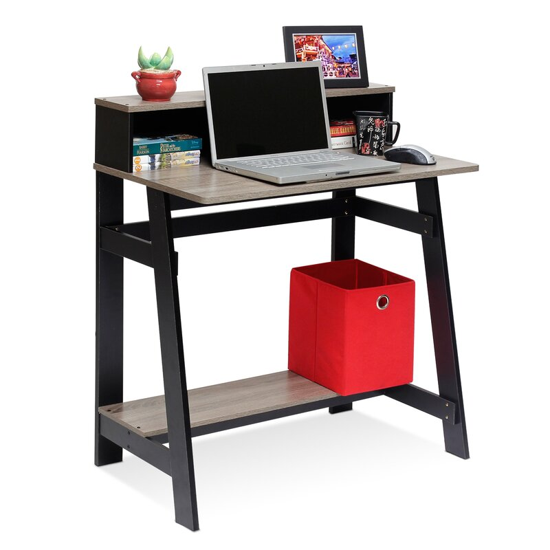 Zipcode Design Annie Writing Desk With Hutch Amp Reviews