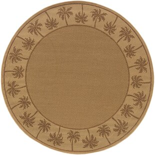 Laila Yellow Indoor/Outdoor Area Rug By Bay Isle Home