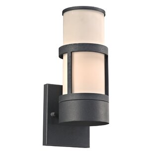 Best Deals Lutterworthd 1-Light Outdoor Sconce By Ebern Designs