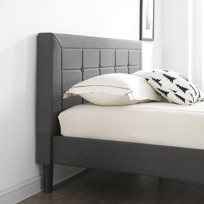 Chosposi Upholstered Platform Bed