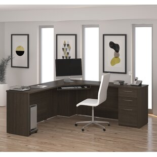 Find for Lexington L-Shape Desk with Hutch By Zipcode Design
