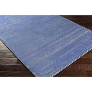Cora Hand-Loomed Blue/Neutral Area Rug
