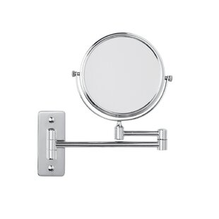 Best Reviews Aldfreck Wall Mounted Makeup/Shaving Mirror ByWinston Porter