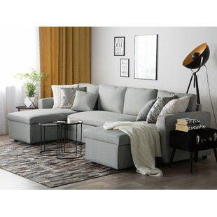 Duhart Sleeper Corner Sofa Bed