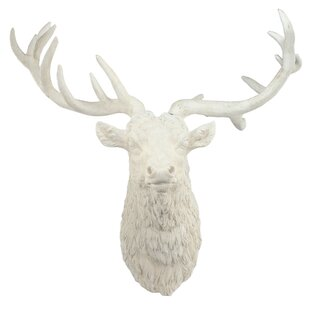 Incroyable Magnesian Deer Head Wall Decor