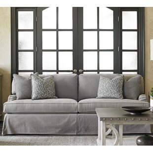 Oyster Bay Stowe Slipcover Sofa by Lexington