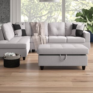 Jaiden Sectional with Ottoman