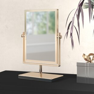 Best Reviews Benedetto Bathroom/Vanity Mirror By House of Hampton