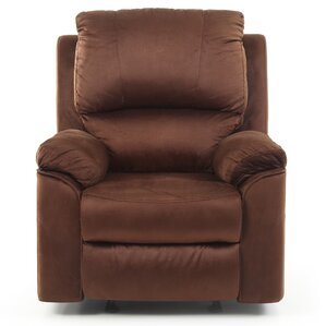 Winborne Manual Rocker Recliner by Darby Home Co