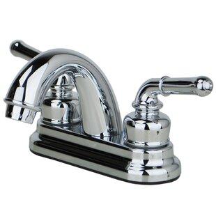 RV/Mobile Home Centerset Bathroom Faucet ByLaguna Brass