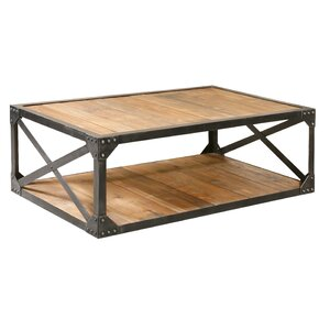 Bleecker Recycled Coffee Table By Furniture Classics LTD.