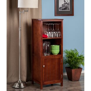 Brooke Jelly Cupboard Accent Cabinet by Winsome