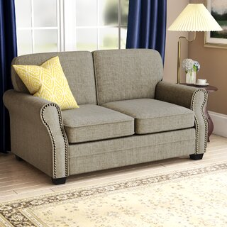 Alcalde Loveseat by Darby Home Co SKU:AB289834 Check Price