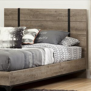Valet Panel Queen Headboard by South Shore