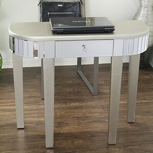 Elenor Mirrored Console Ta..